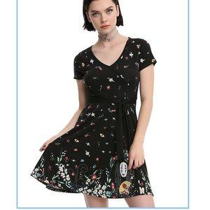 Hot Topic Spirited Away dress